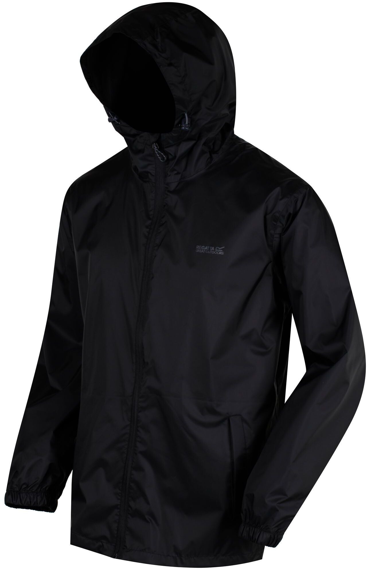 faa1d47f751a50 Regatta Pack It III Jacket Herren black | campz.de